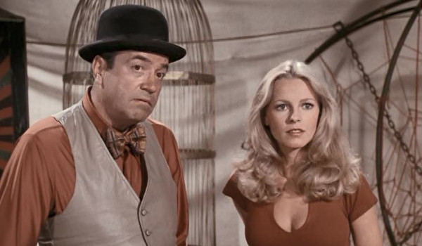 Charlie's Angels - Circus of Terror television review