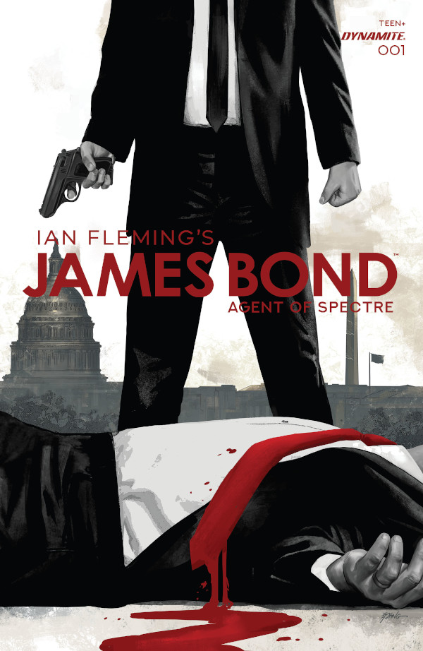 James Bond: Agent of SPECTRE #1 comic review