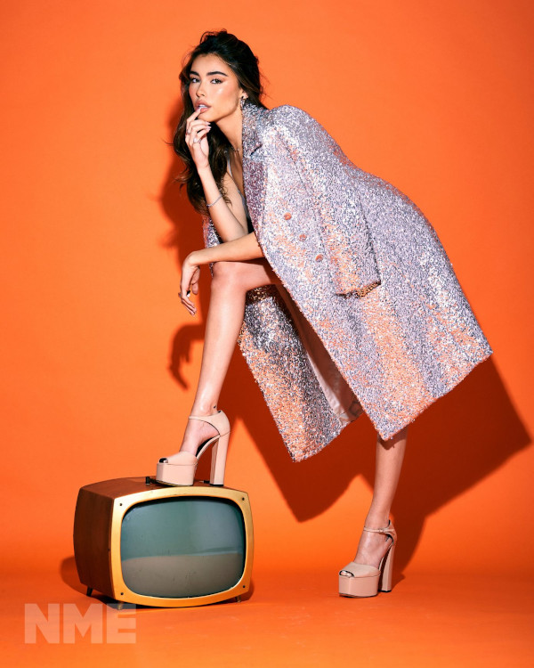 Madison Beer - NME (February 2021)