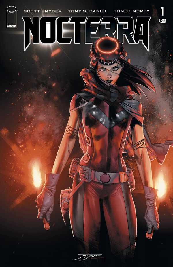 Nocterra #1 comic review