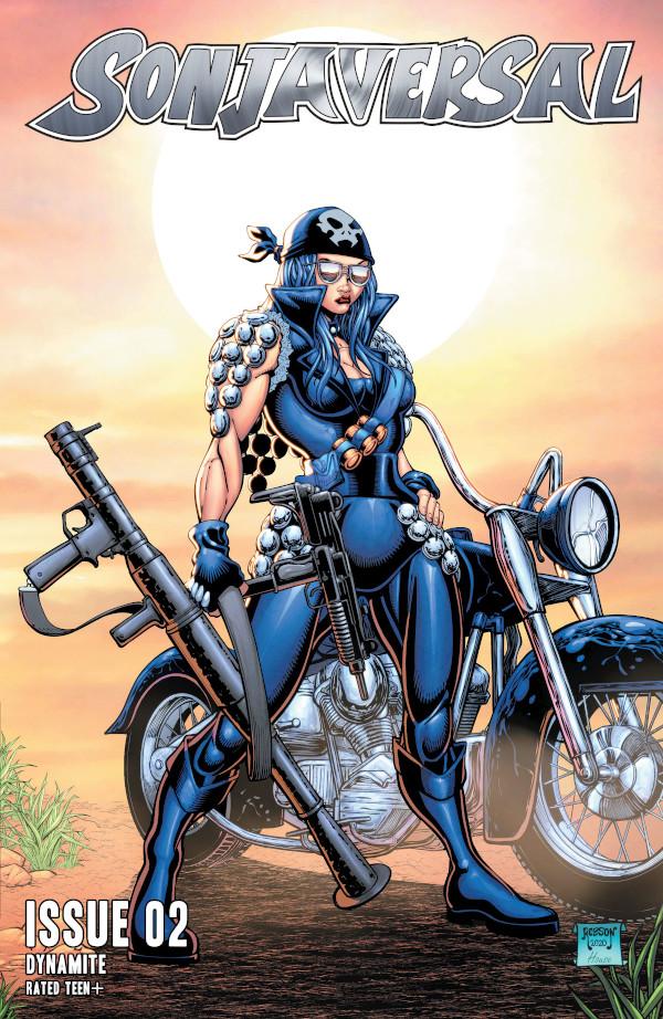 Sonjaversal #2 comic review