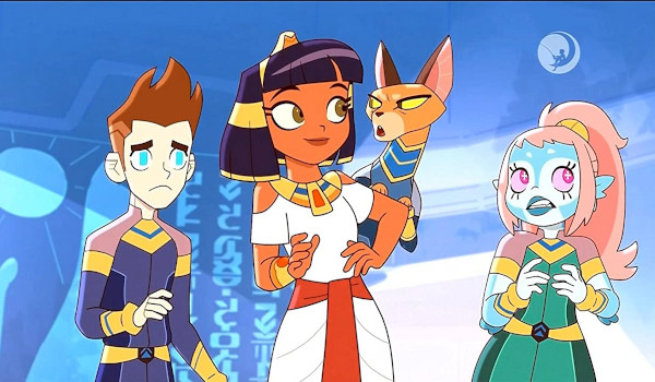 Cleopatra in Space - Wednesday television review