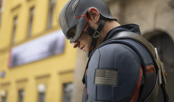 The Falcon and the Winter Soldier - The Whole World is Watching television review