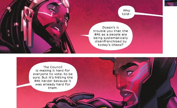 Far Sector #11 comic review