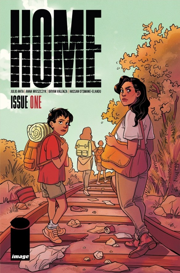 Home #1 comic review