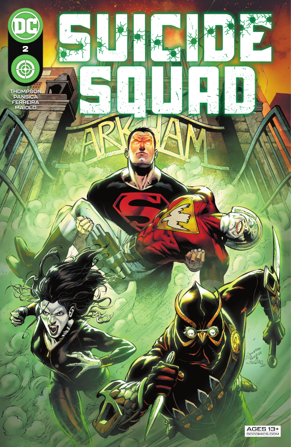 Suicide Squad #2 comic review