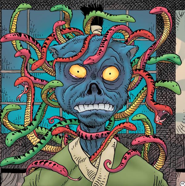 Usagi Yojimbo #19 comic review