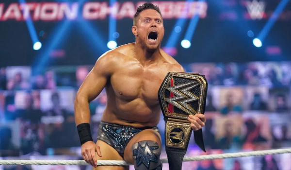 WWE Elimination Chamber 2021 DVD review