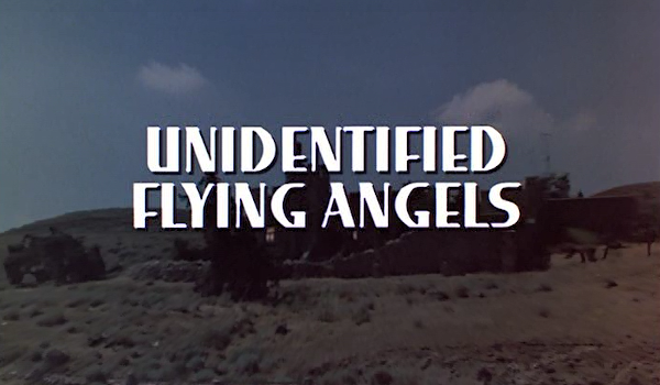 Charlie's Angels - Unidentified Flying Angels television review