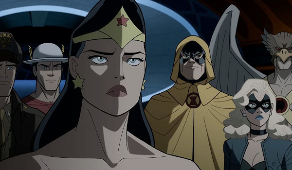 Justice Society: World War II Blu-ray review