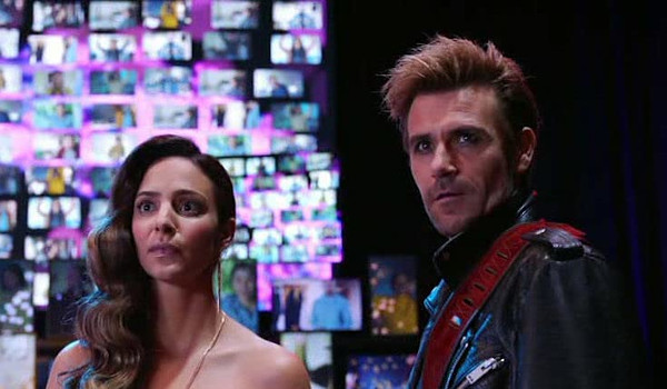 Legends of Tomorrow - The Ex-Factor television review