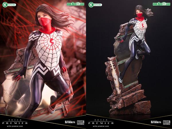 Silk Woman of Marvel ARTFX Premier Statue