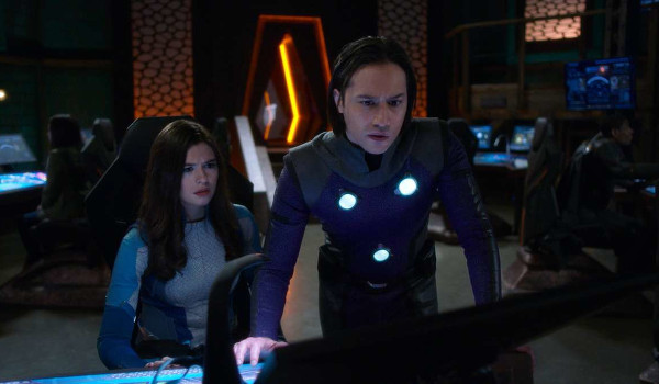 Supergirl - Fear Knot television review