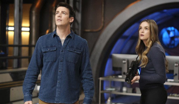 The Flash - Family Matters (Part 1) TV review