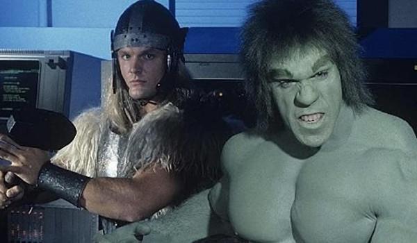 The Incredible Hulk Returns review