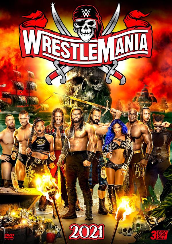 Wrestlemania XXXVII DVD review