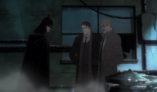 Batman: The Long Halloween (Part 1) DVD review