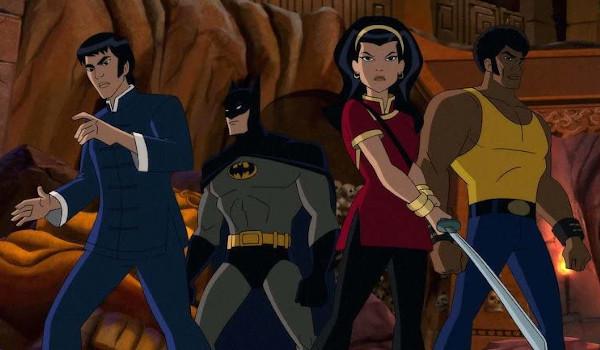Batman: Soul of the Dragon Blu-ray review