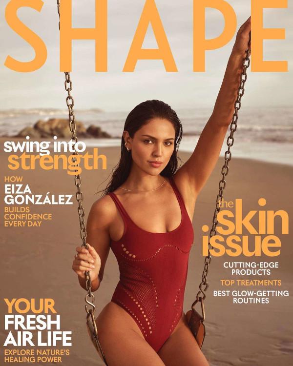 Eiza González - Shape (May 2021)