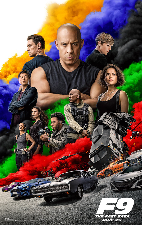 F9 movie review