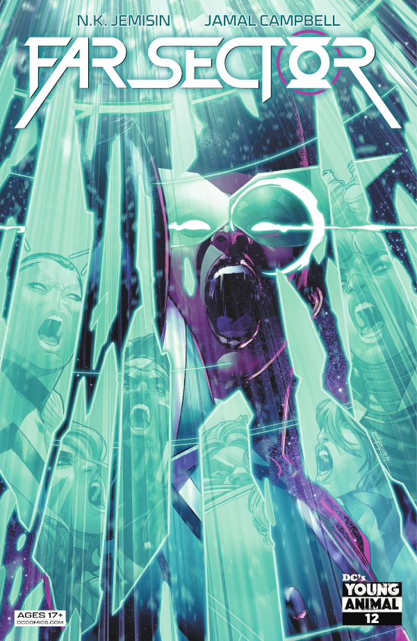 Far Sector #12 comic review