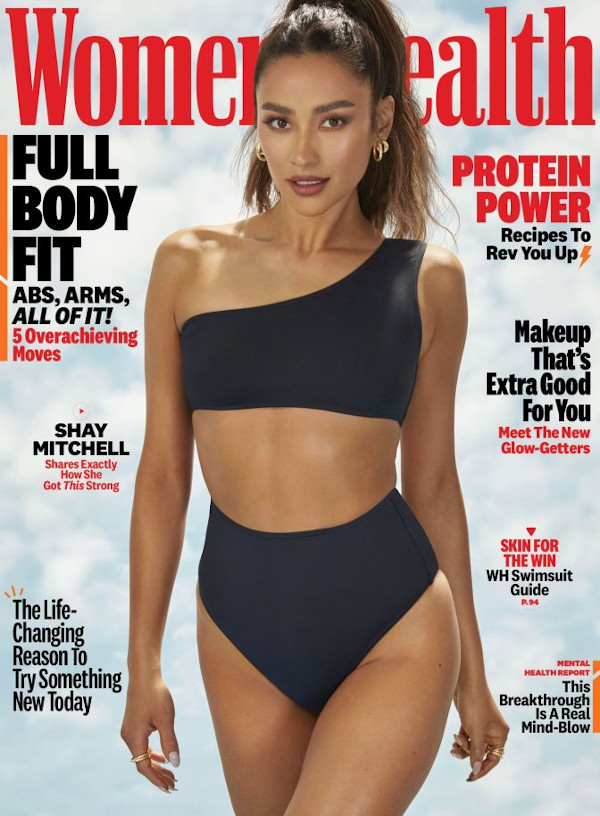 Shay Mitchell - Women's Health (June 2021)