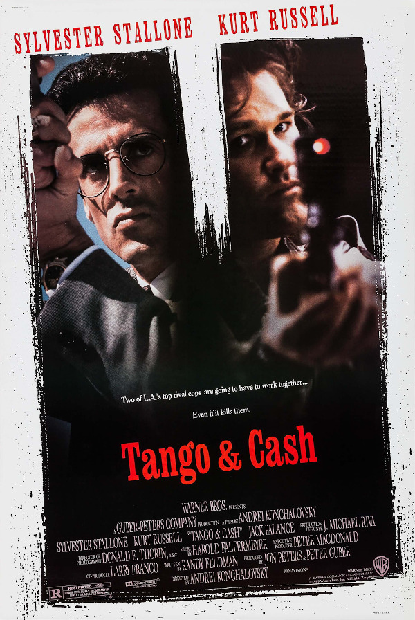Tango & Cash home video review