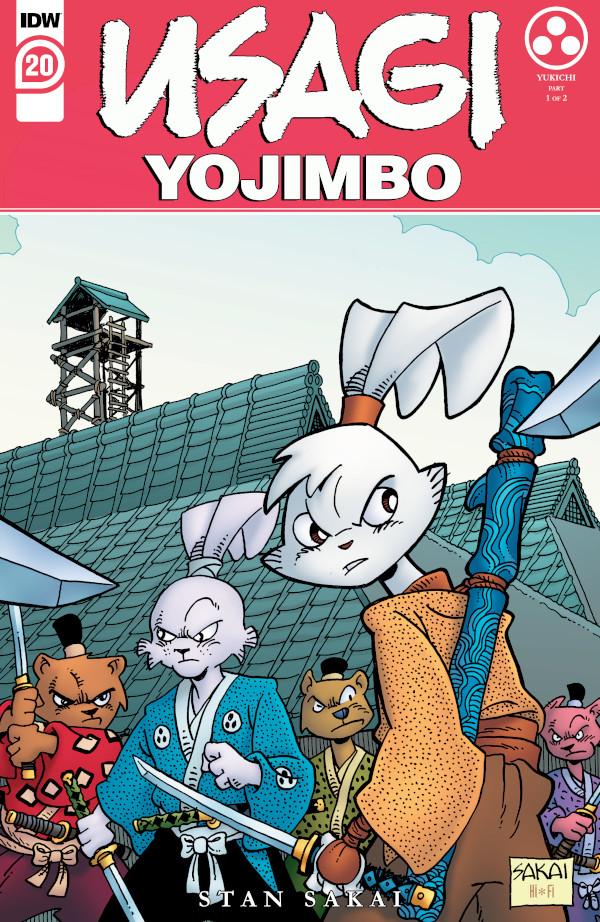 Usagi Yojimbo #20 comic review