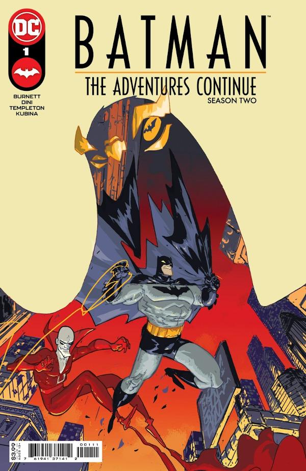 Batman: The Adventures Continue Season Two #1 comic review