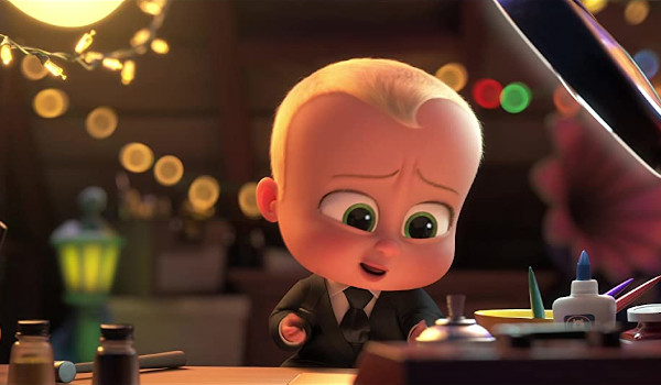 The Boss Baby: Family Business movie review