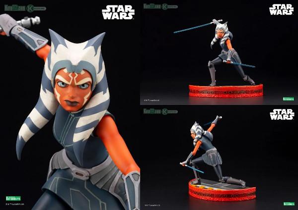 Star Wars: The Clone Wars Ahsoka Tano ARTFX