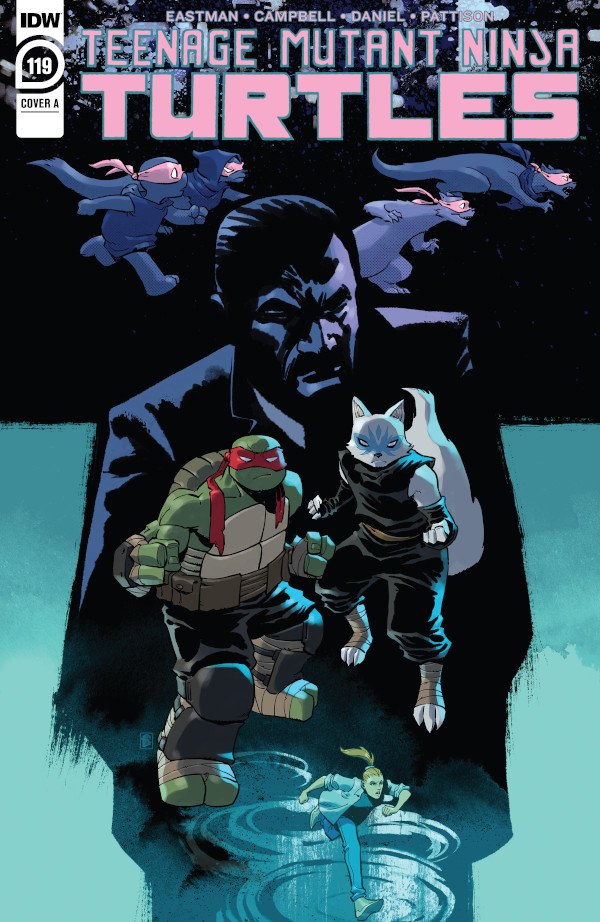 Teenage Mutant Ninja Turtles #119 comic review