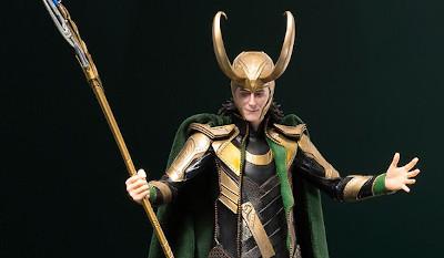Marvel Avengers Loki ARTFX Statue