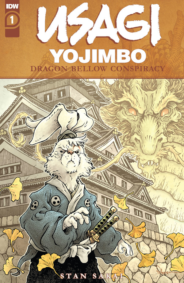 Usagi Yojimbo: The Dragon Bellow Conspiracy #1 comic review