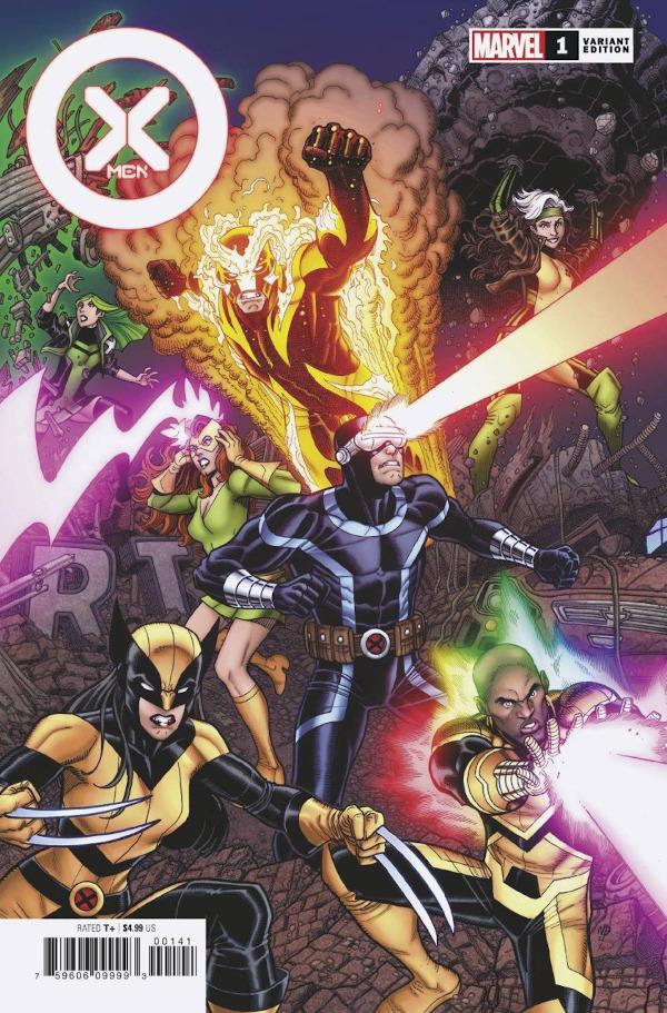 X-Men #1 comic review